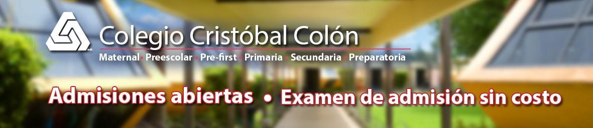 Admisiones Colegio Cristóbal Colón
