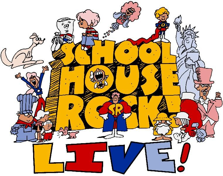 School House Rock Live Logo