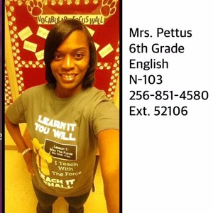 Tamara Pettus's Profile Photo