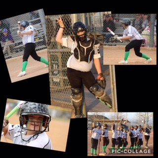 Brynne Softball pictures