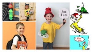Book Character pictures of students