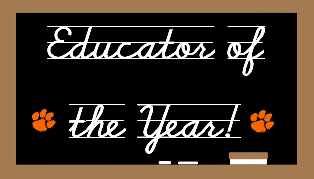 educator of the year clipart