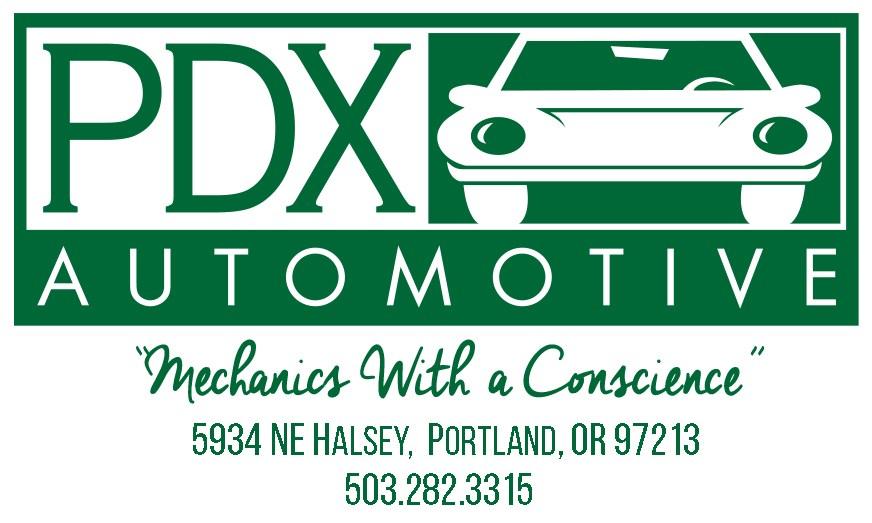 PDX Automotive logo