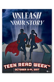 Teen Read Week Contest Winners Announced Thumbnail Image