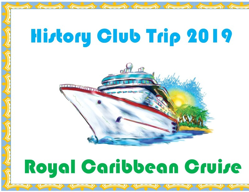 History Club Trip - June 2019 Thumbnail Image