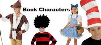 Book Character Parade Featured Photo