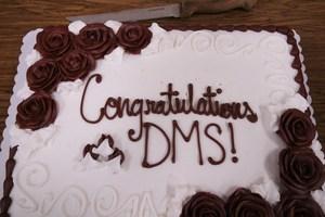 Cake for DMS Dance Team.