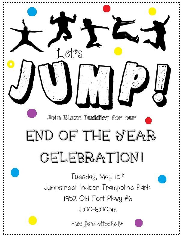 Jumpstreet Invitation