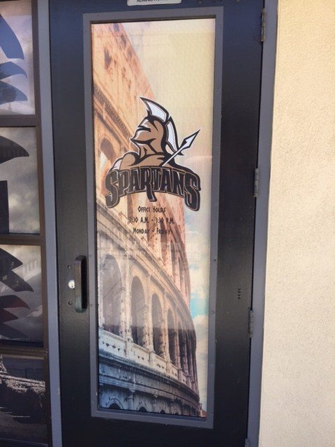 Aspire Front Door