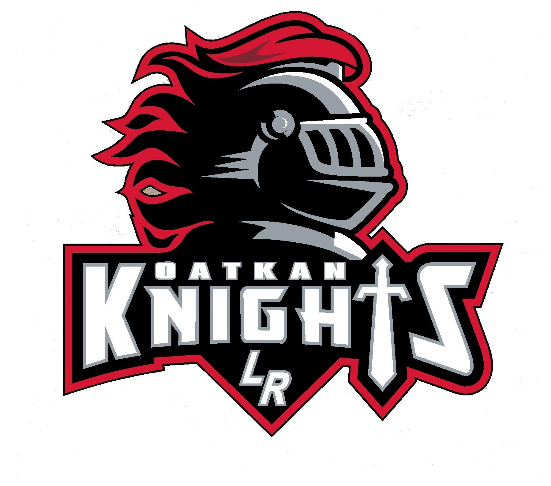 Oatkan Knights LR logo