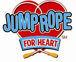jump rope for heart sign