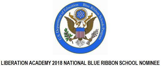 Arrow Academy Liberation 2018 National Blue Ribbon Nominee