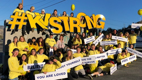 KVHS Sprinkled Some Happiness in the Kern River Valley! Thumbnail Image