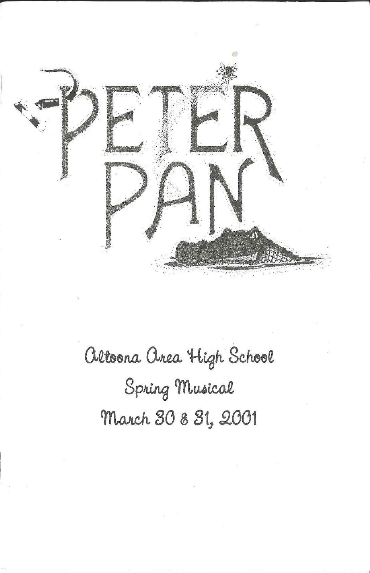 Peter Pan Program