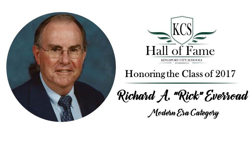 "Richard A. ""Rick"" Everroad"