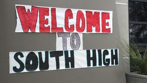 Welcome to South High School!