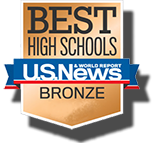 US News Best High School Logo