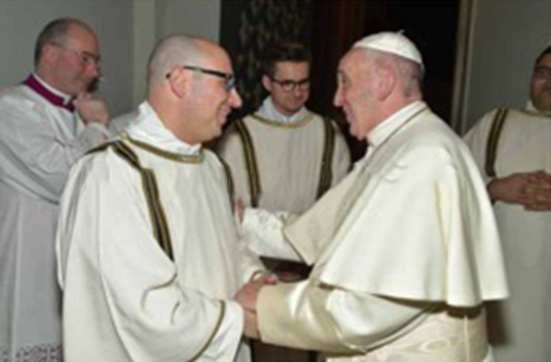 MSHS Alumnus Prepares for Ordination Featured Photo