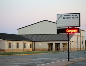 Mineral Wells Jr. High Facility