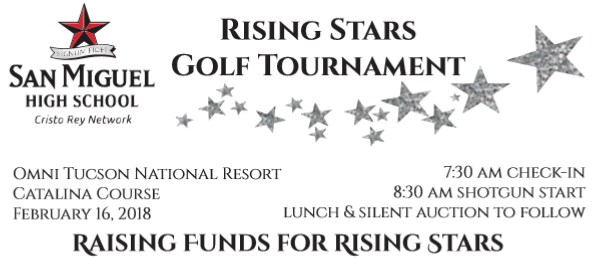 Rising Star Golf Tournament