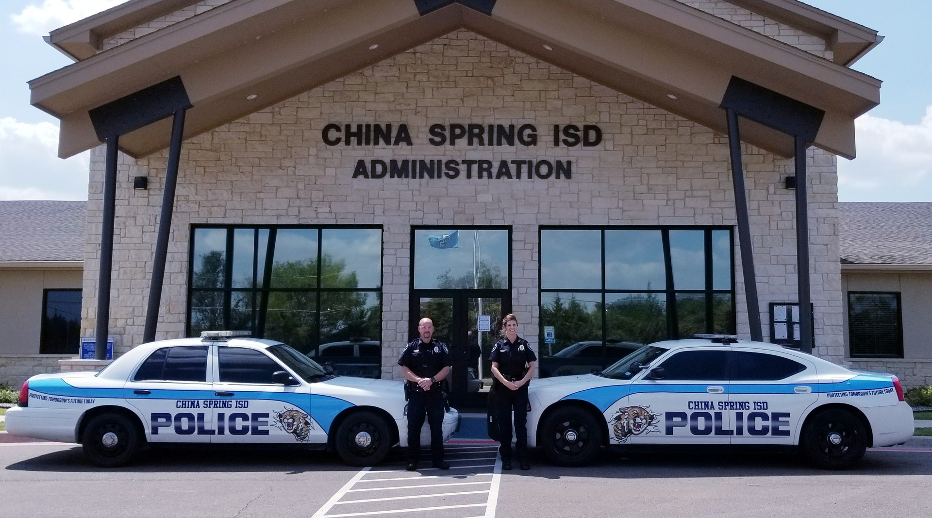 China Spring ISD Police Department