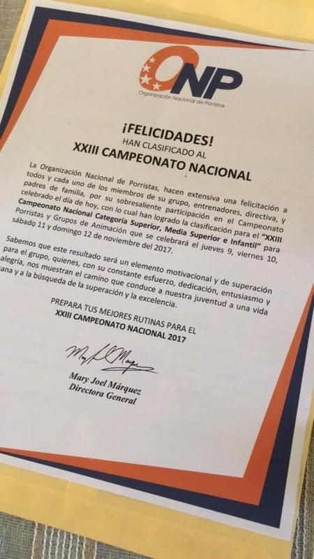 Calificamos al Campeonato Nacional de Porras de la ONP Featured Photo