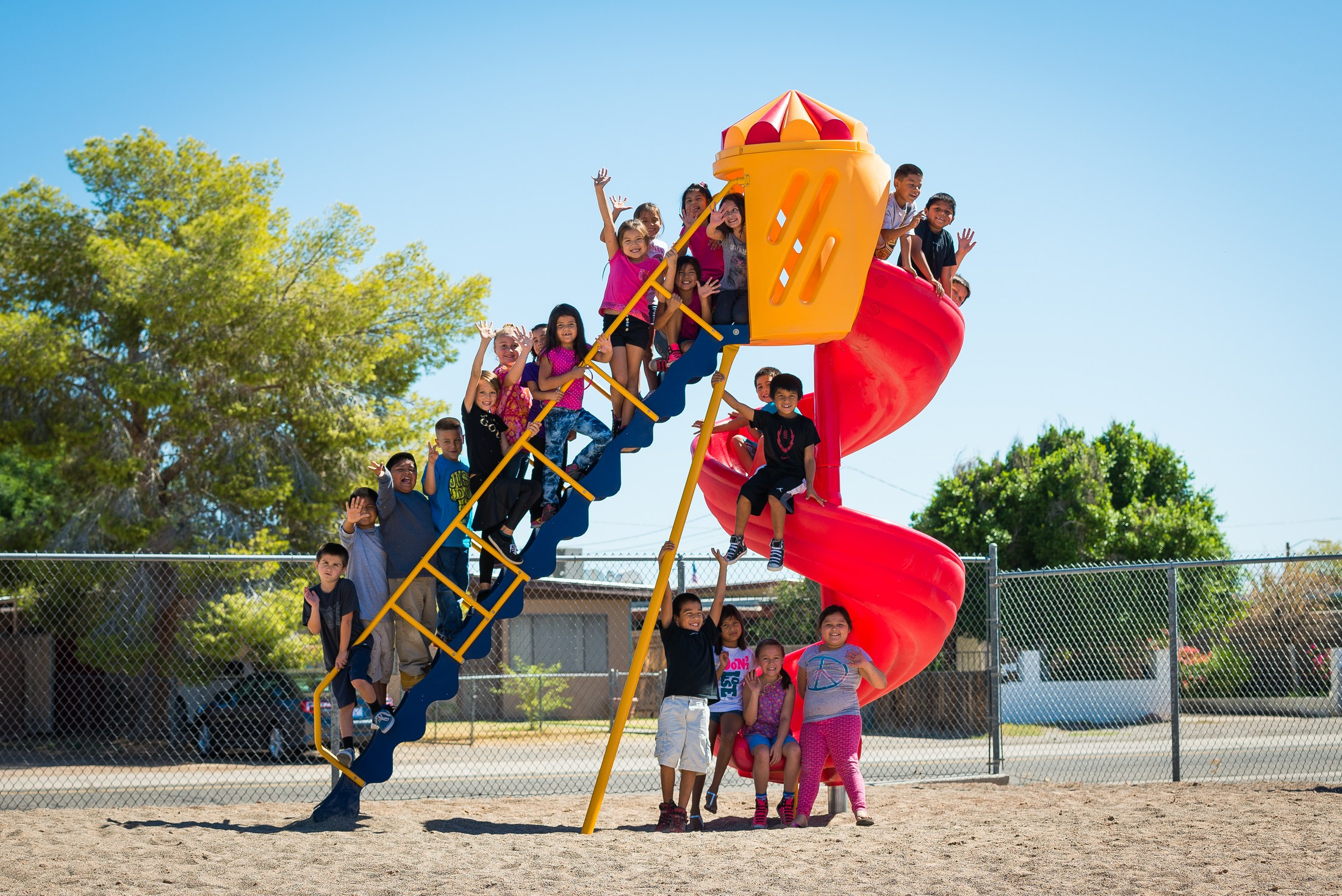 Blake playground
