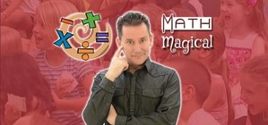 Brian Richards from Math Magical Show