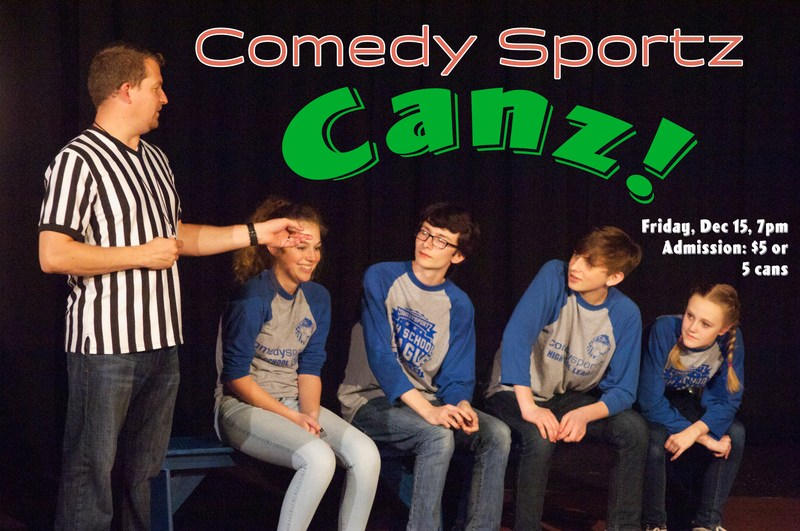 Comedy Sportz Canz! Featured Photo