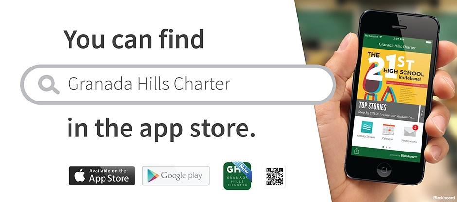 Mobile App - Granada Hills Charter High School