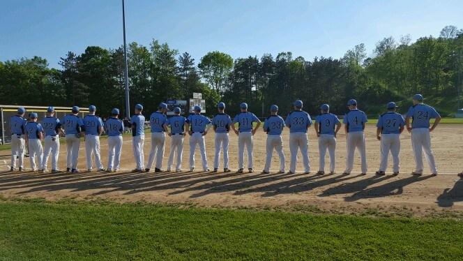 Canevin Baseball '17