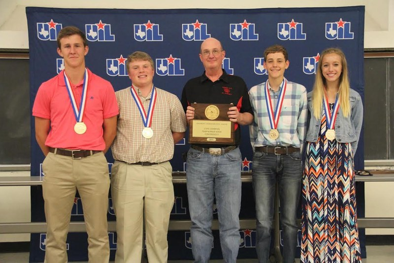 UIL STATE ACADEMIC RESULTS Thumbnail Image