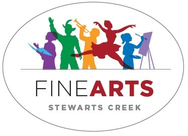 Stewarts Creek High School Fine Arts Logo