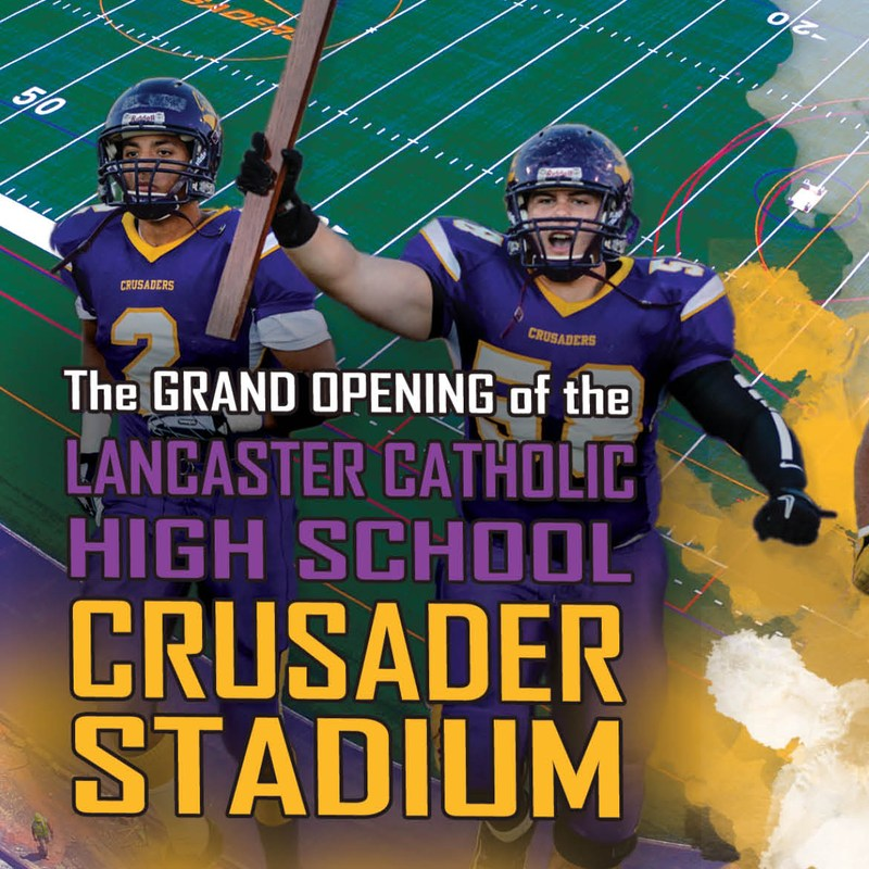 Lancaster Catholic High School Crusader Stadium Grand Opening Thumbnail Image