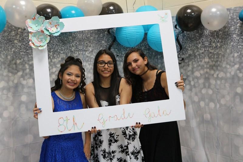 2017 8th grade Gala