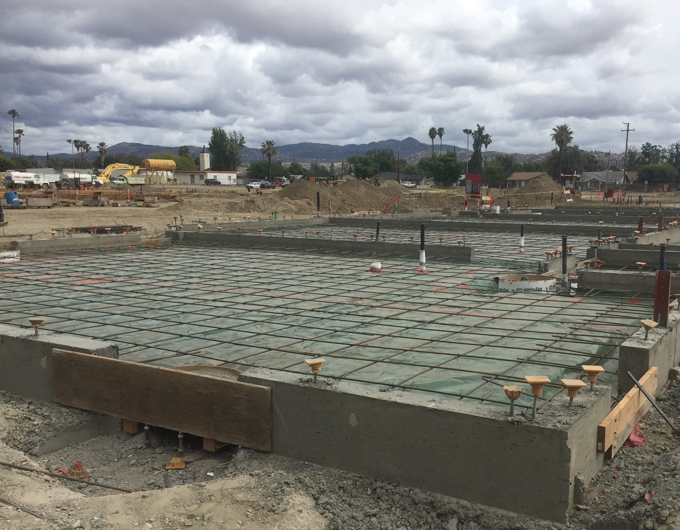 Bldg C Foundation & Slab on Grade