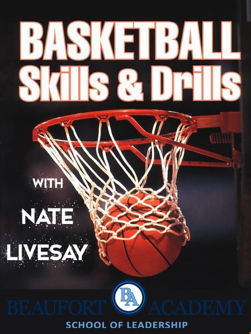 basketball with nate livesay athletics beaufort academy