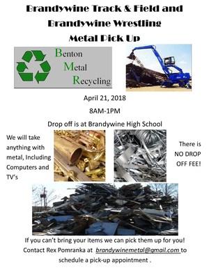 brandywine metal recyling drive
