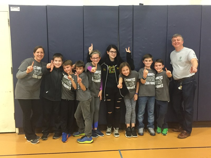 LC Lego Team from St. Jude Qualifies for University of Pennsylvania Tournament Featured Photo