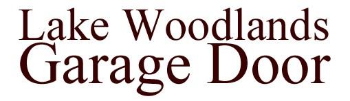 Lake Woodlands Garage Door