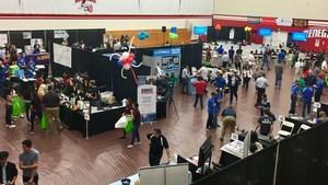 Overview of STEMposium event.
