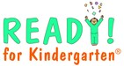 READY for Kindergarten graphic