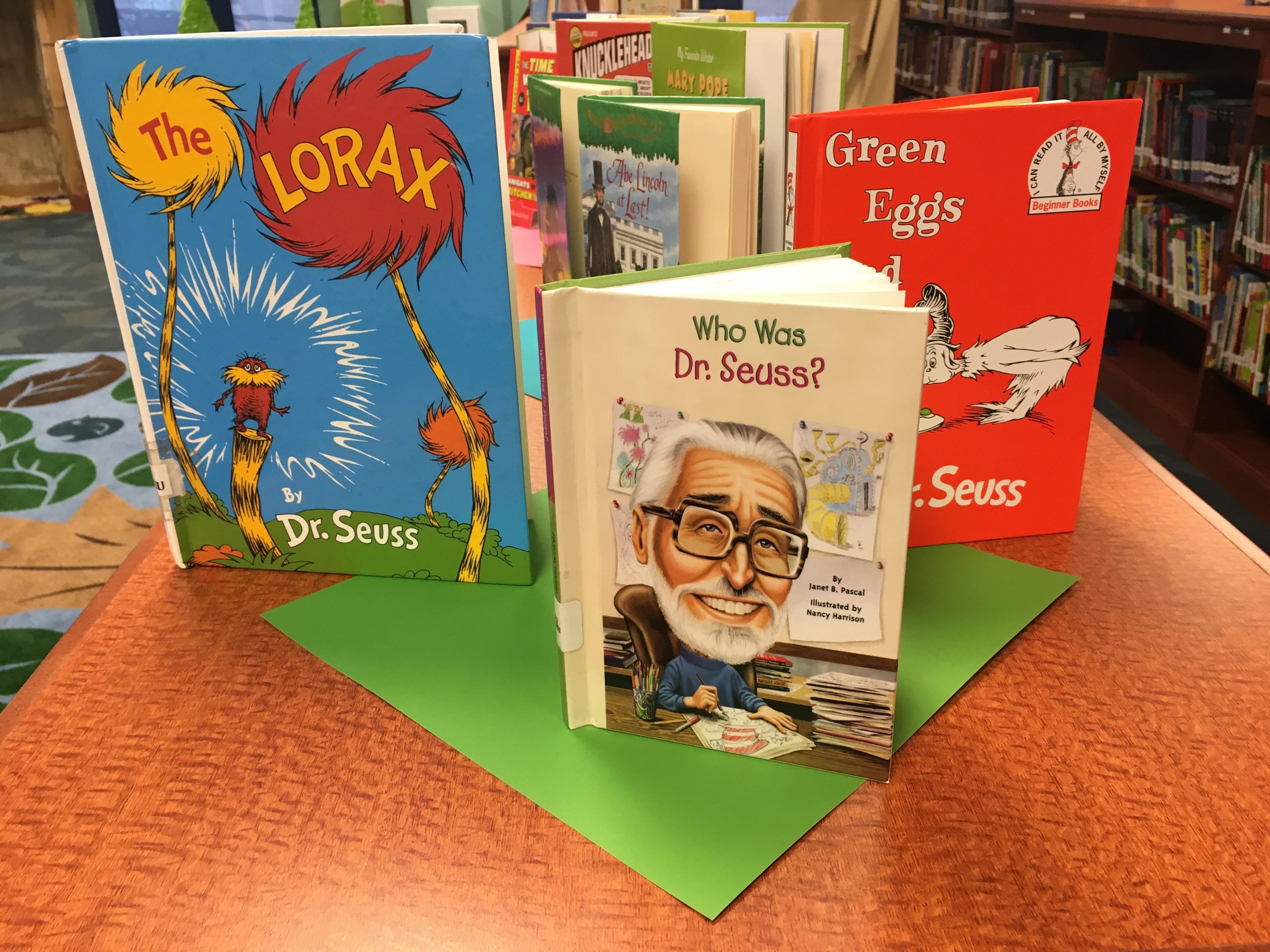 scholastic book fair photos