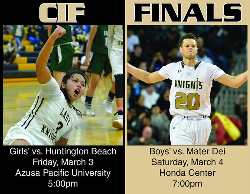 CIF Finals Game & Ticket Information Thumbnail Image