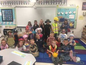 Seven Mile Elementary Career Day