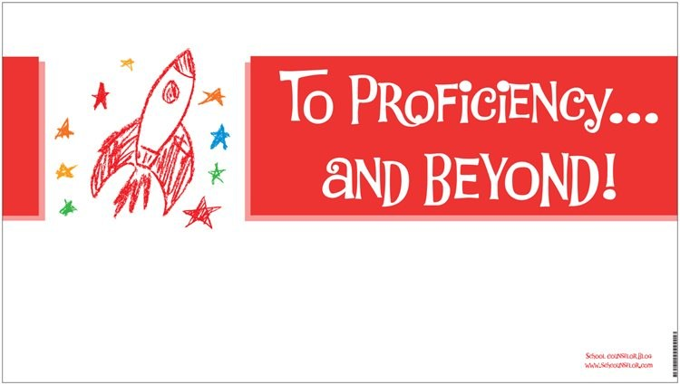 To Proficiency and Beyond! Thumbnail Image