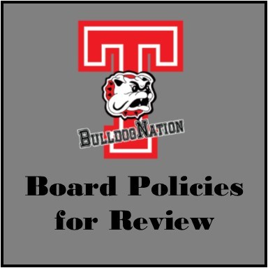 Board Policies for Review