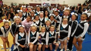 Dartmouth Cheer wins NRG National Competition in Anaheim