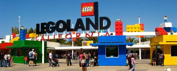 Legoland Carlsbad, California, USA