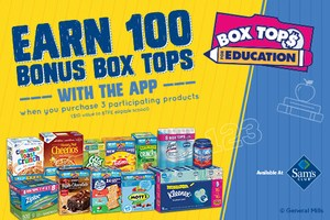 box top bonus 100 with app